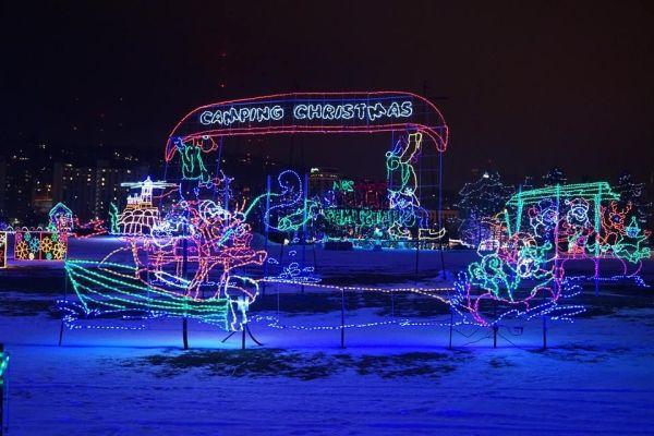christmas lights usa # 54