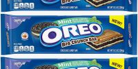 The Mint Oreo Big Crunch Bar Combines Chocolate and ...