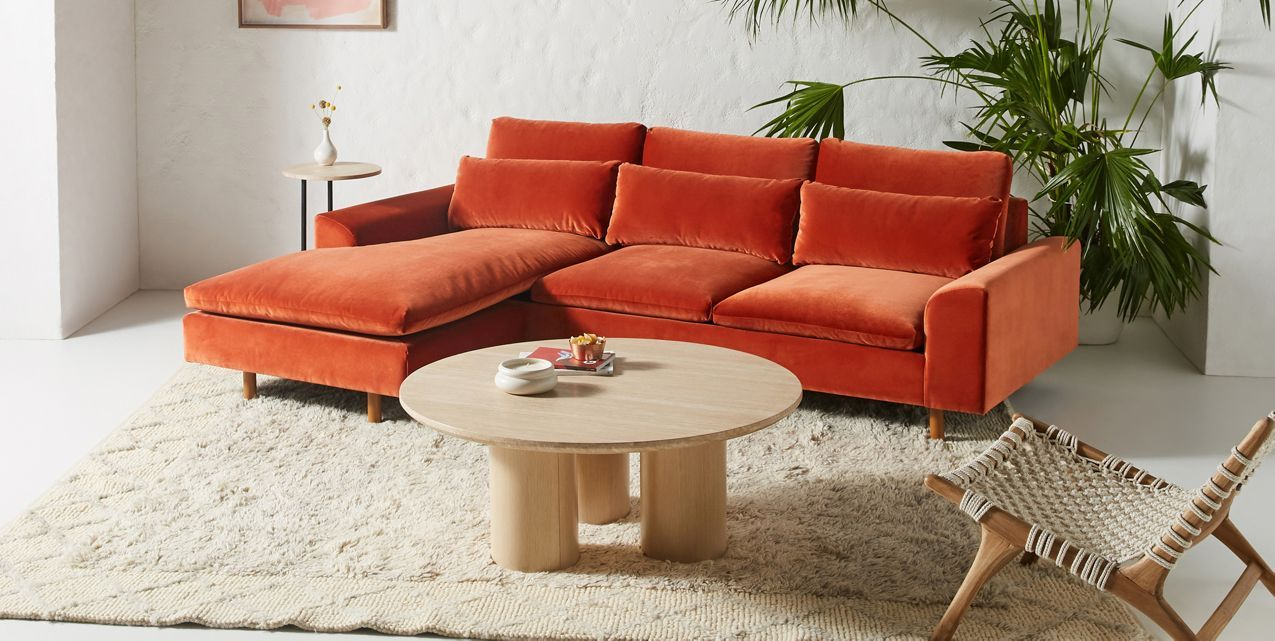 13 stylish sectional sofas that can fit the whole family on movie night
