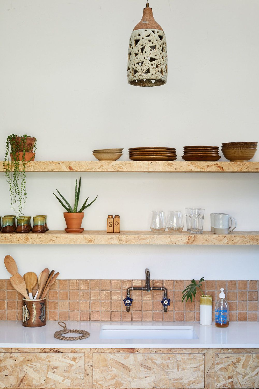 kitchen shelf glass round table hate open shelving these 15 kitchens might convince you otherwise image