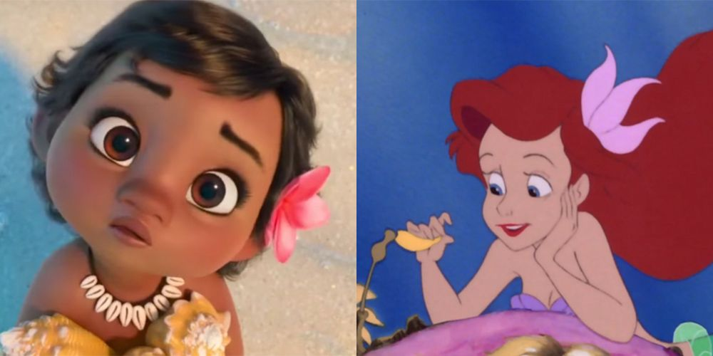 easter eggs missed in 'moana'