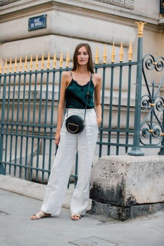 street style  day four   haute couture fall winter 20182019