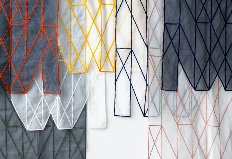 Modern curtains 20182019 decor trends