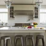 10 Farmhouse Bar Stools For Your Kitchen Style Your Kitchen Like Joanna Gaines