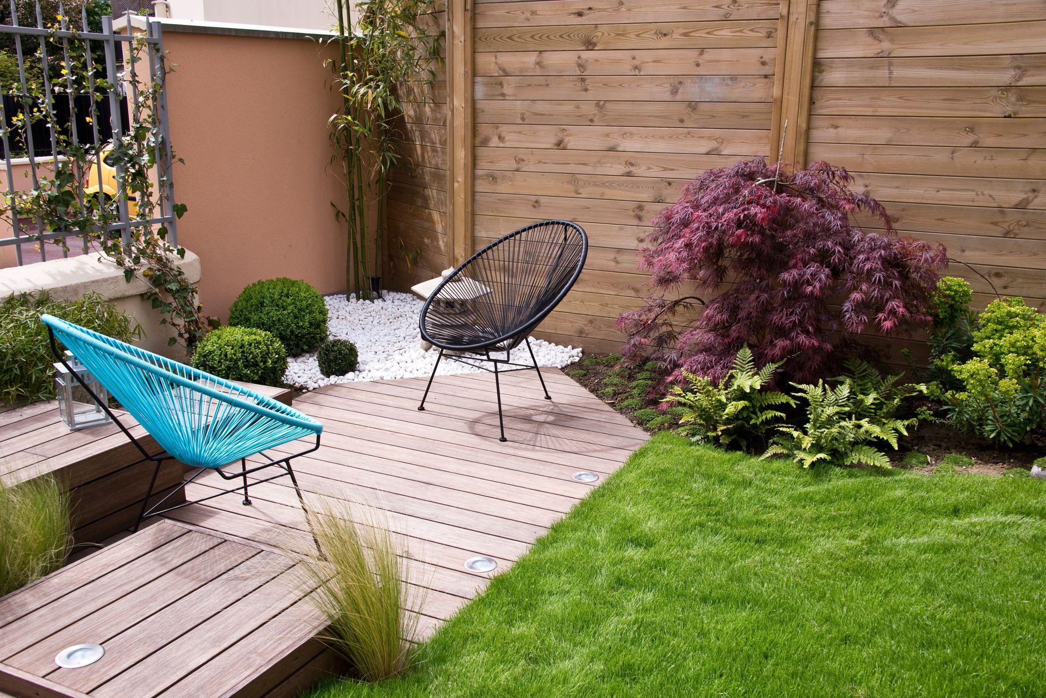 9 small garden ideas on a budget