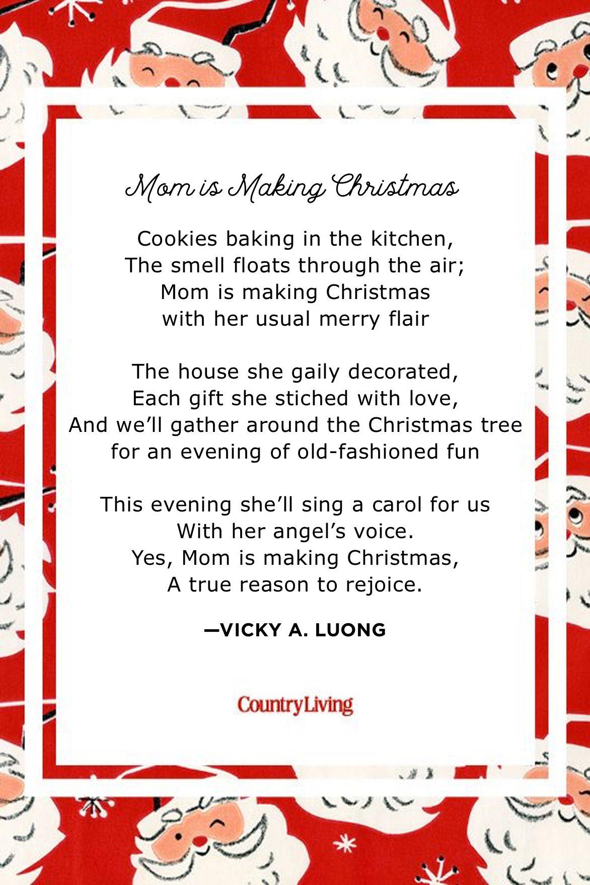 pix Christmas Tree Poem Short 18 best christmas poems for kids