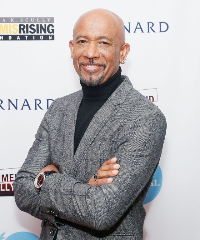 Celebrities with MS - Montel Williams