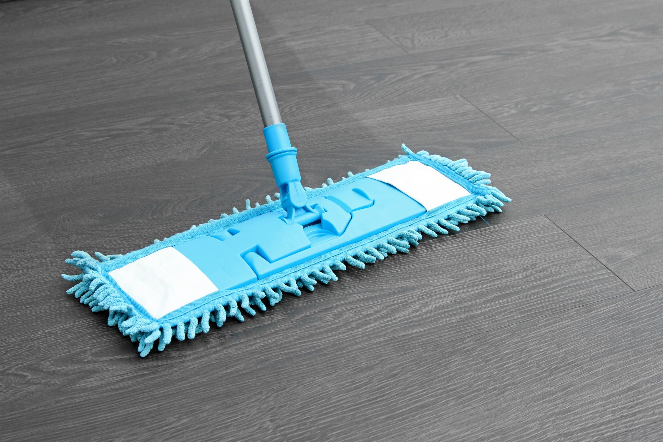 the one way you should never clean laminate floors