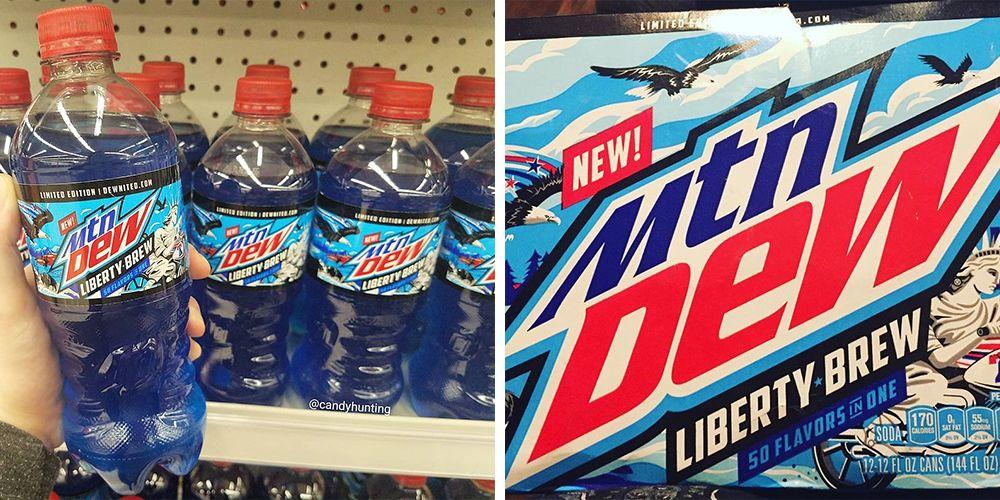 mountain dew s new