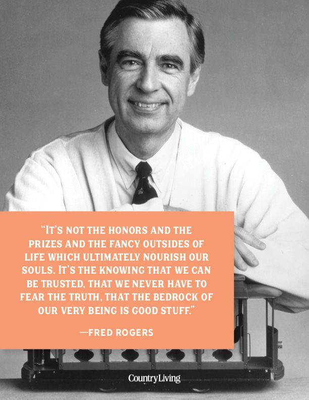 Being A Good Neighbor Quotes : being, neighbor, quotes, Rogers, Quotes, Famous