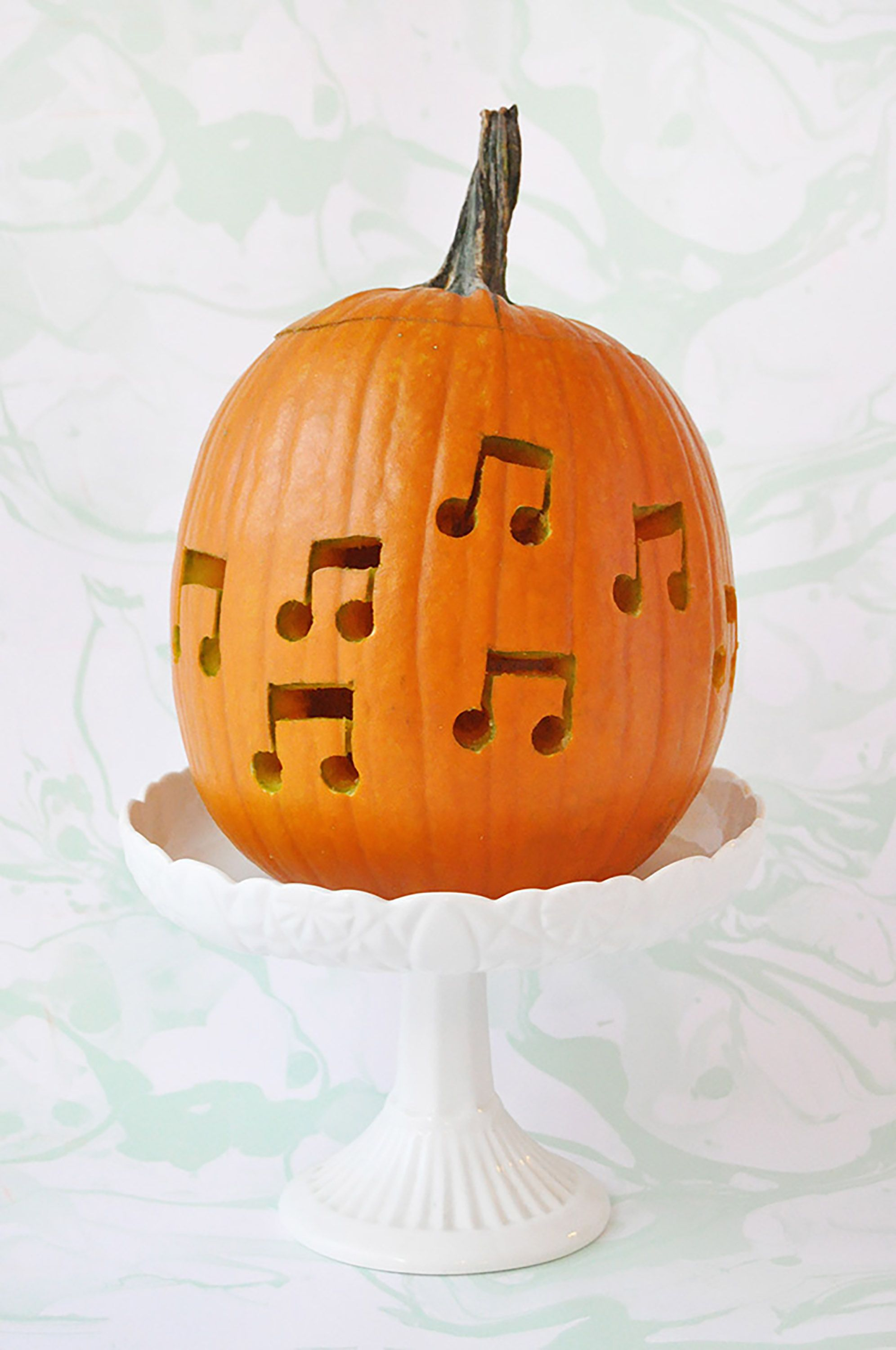 Easy Stencils Pumpkin Carving Pictures