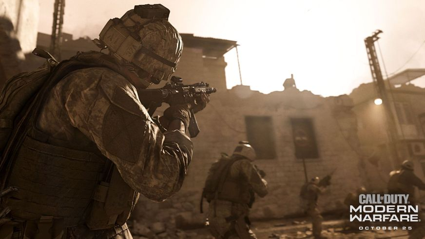 Call Of Duty Modern Warfare Is Ready For Pre Order Right Now