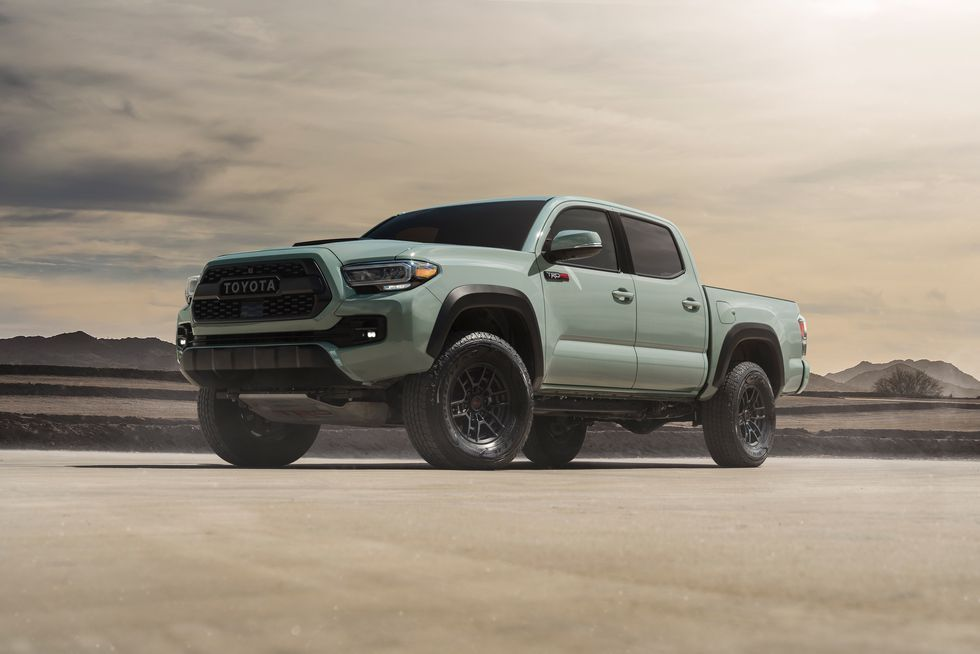 2021 toyota tacoma they re all special