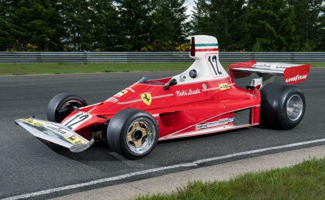 Flipboard You Can Own Niki Lauda S Championship Winning