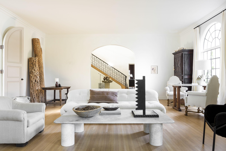 25 minimalist living rooms