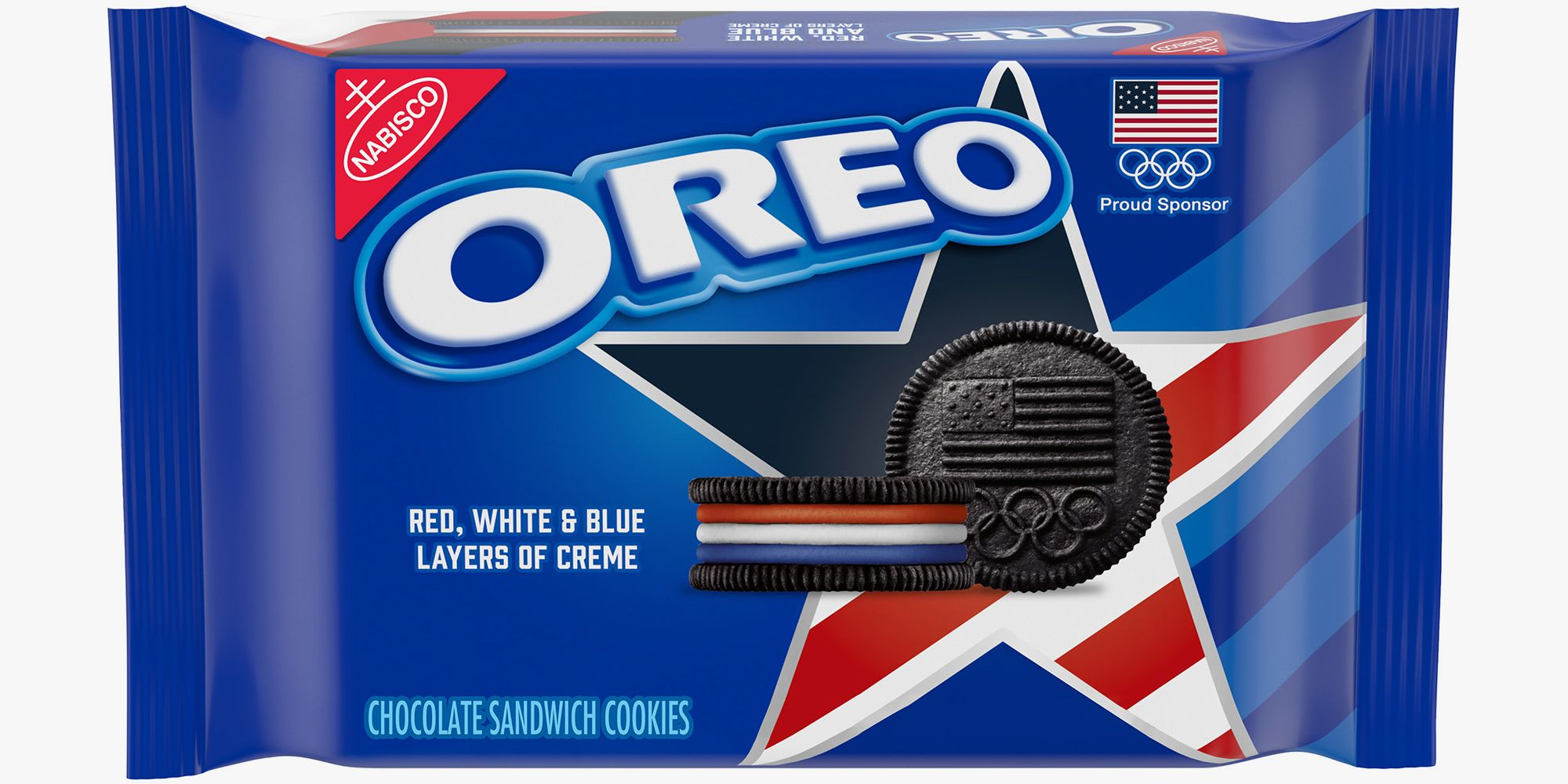 Oreo's New Olympics-Themed Cookies Are in Shops