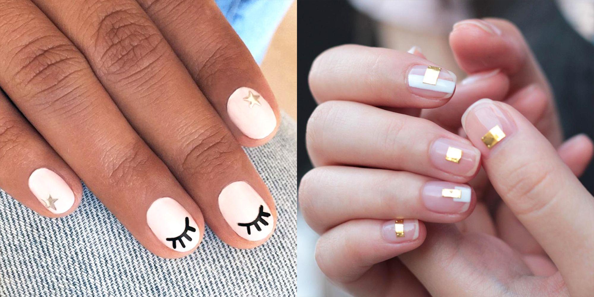 hot nail trends 2018