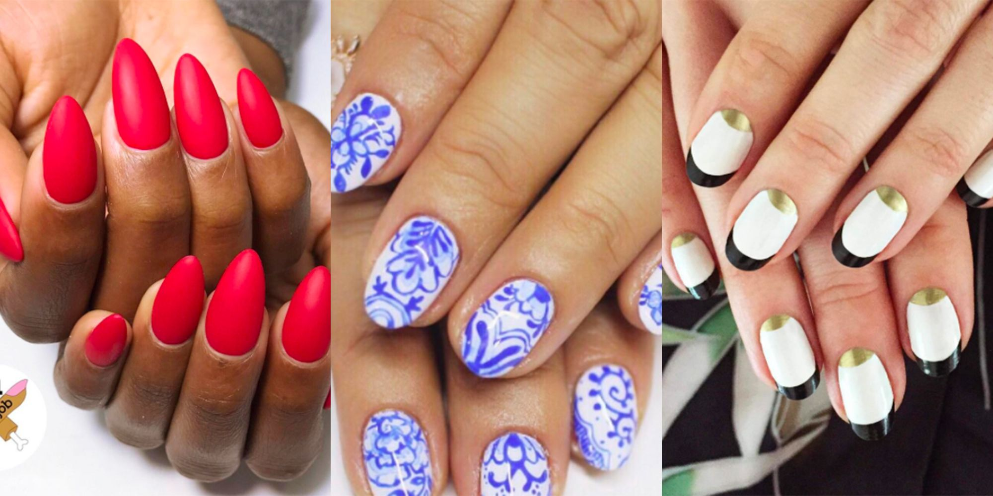 17 New Ways To Wear Matte Nail Polish