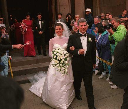 Image result for nancy kerrigan and husband