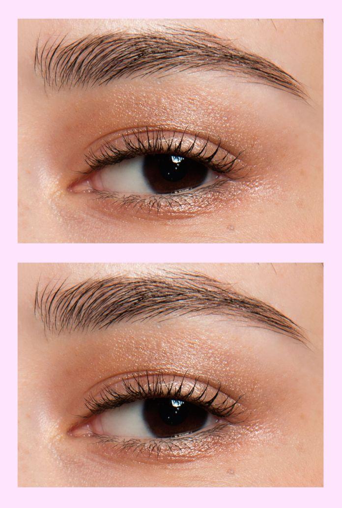 Natural eye makeup look - tips