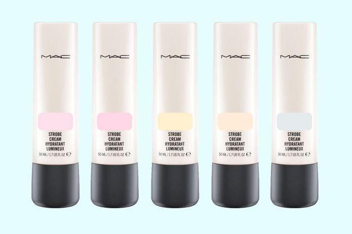 Natural Makeup Tips - MAC Strobe Cream
