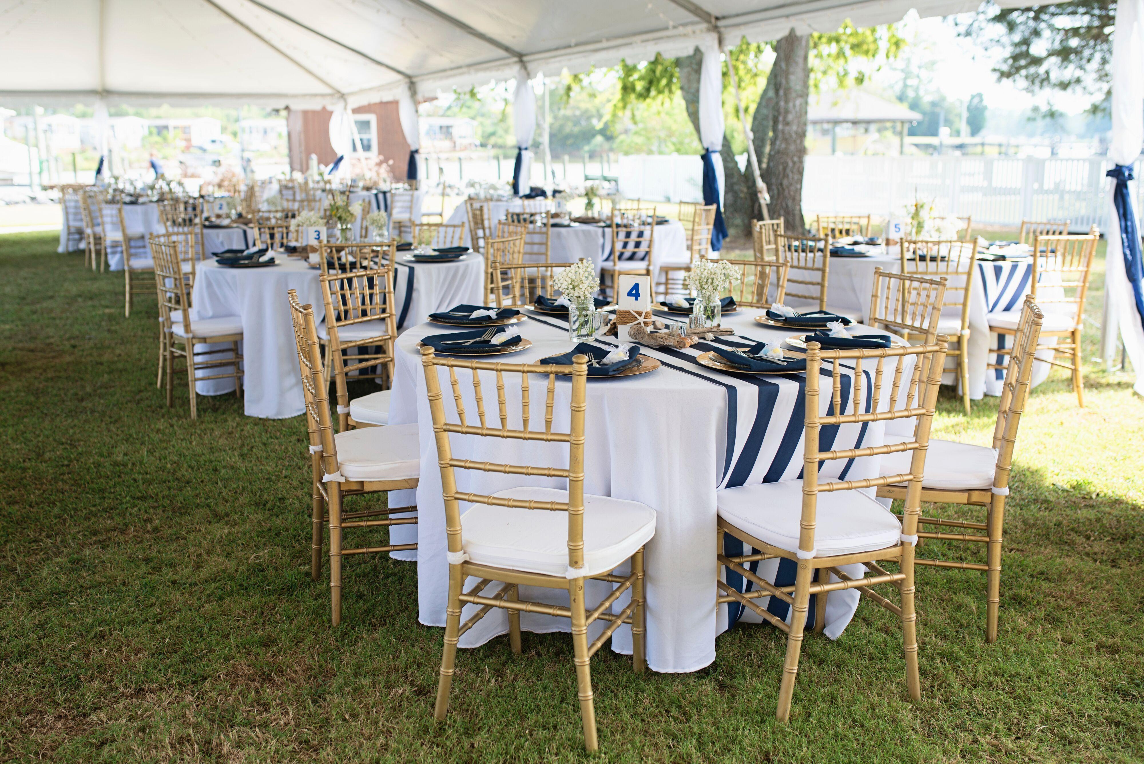 10 Best Navy Blue Wedding Decoration Ideas