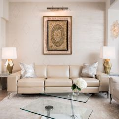 Pictures Of Colors For Living Room Design Tables Neutral In A Modern Home Monochromatic