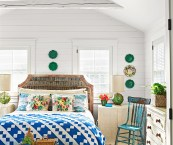 how to decorate guest bedroom