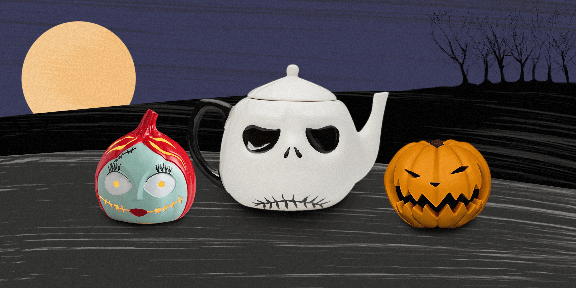 Nightmare Before Christmas Halloween Decorations For Sale