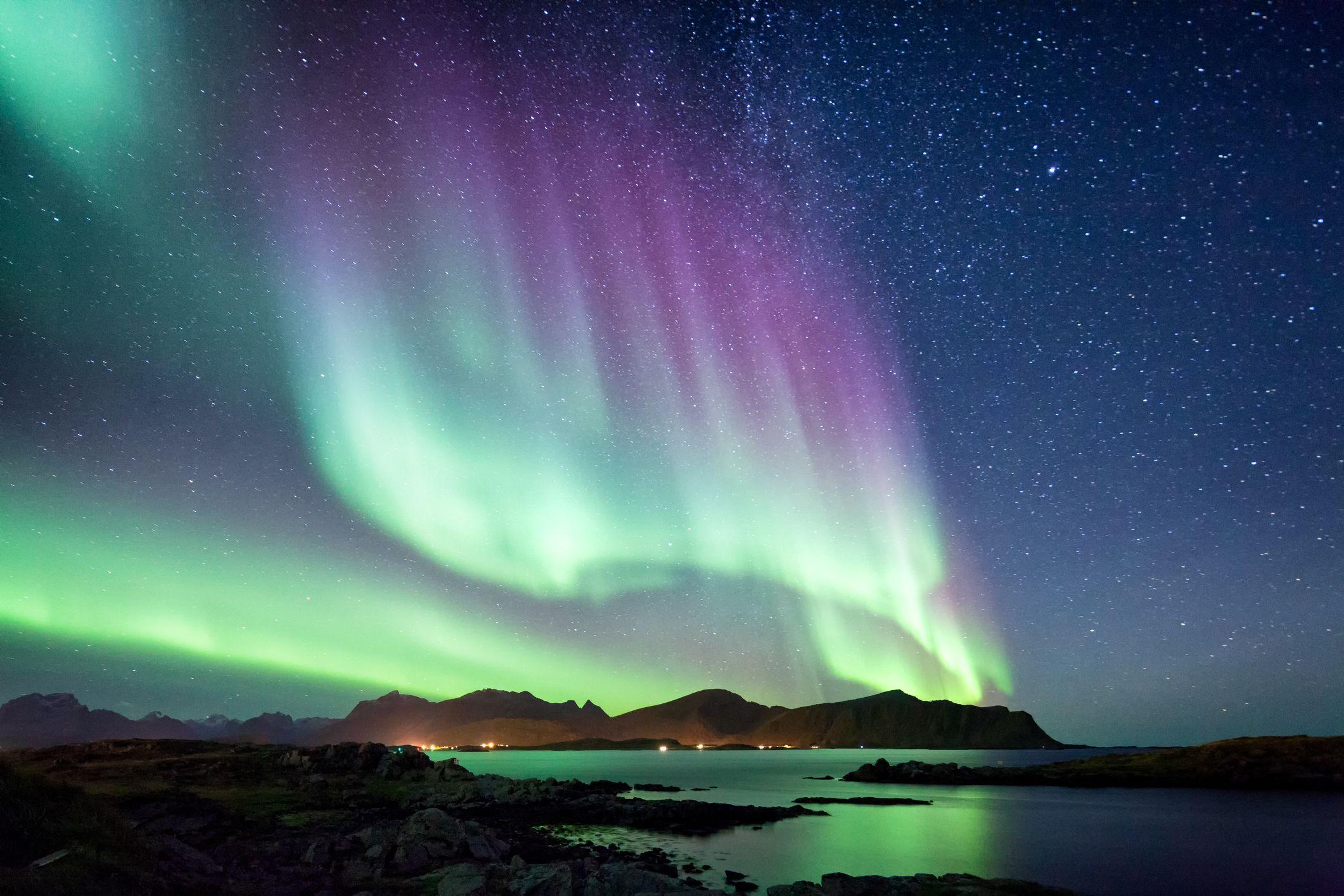 Northern Lights Island