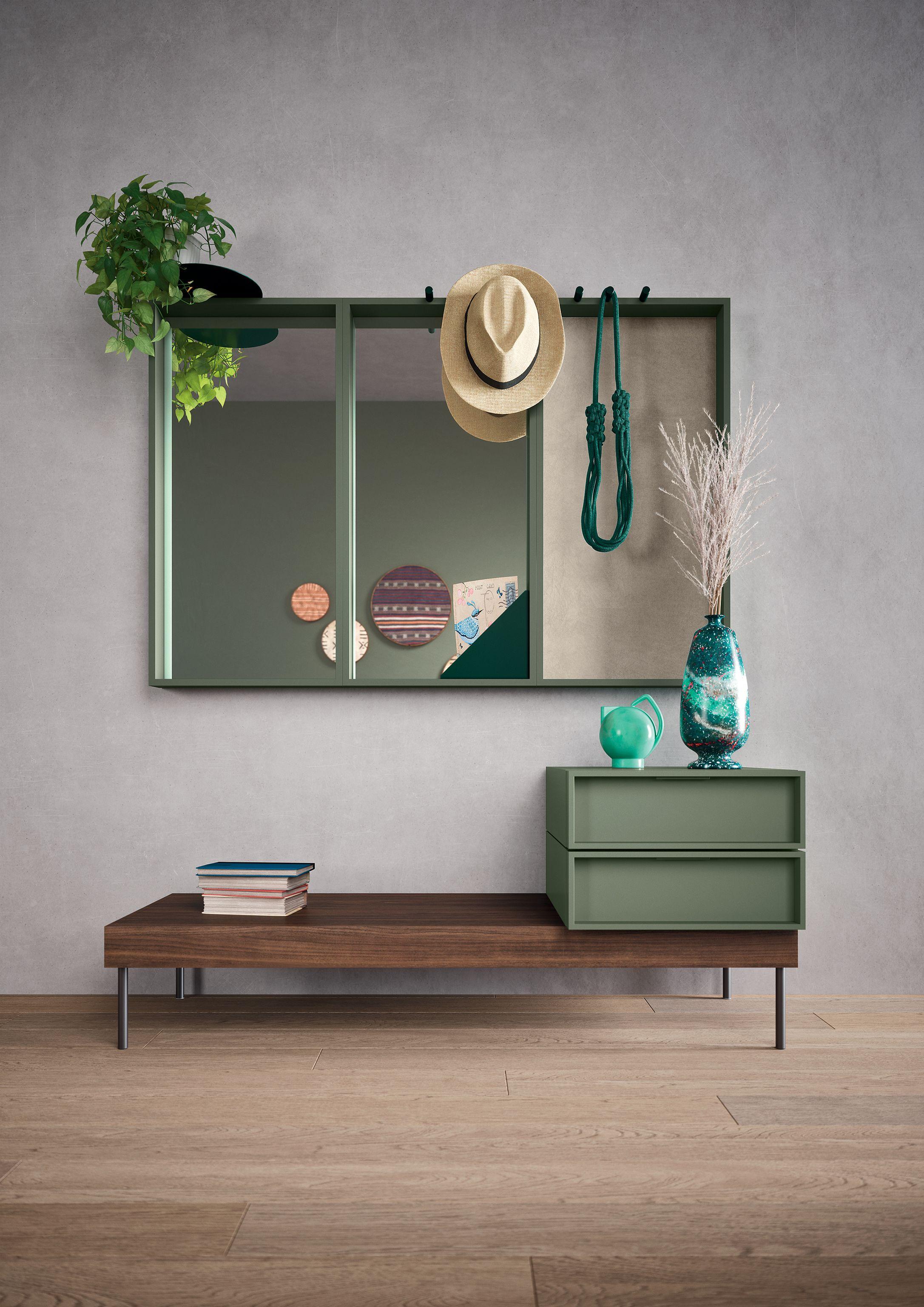 Bakaji set mobili ingresso design moderno con scarpiera panca cassetto specchio rettangolare e appendiabiti attaccapanni 3 ganci da parete casa design. Come Arredare L Ingresso Di Casa