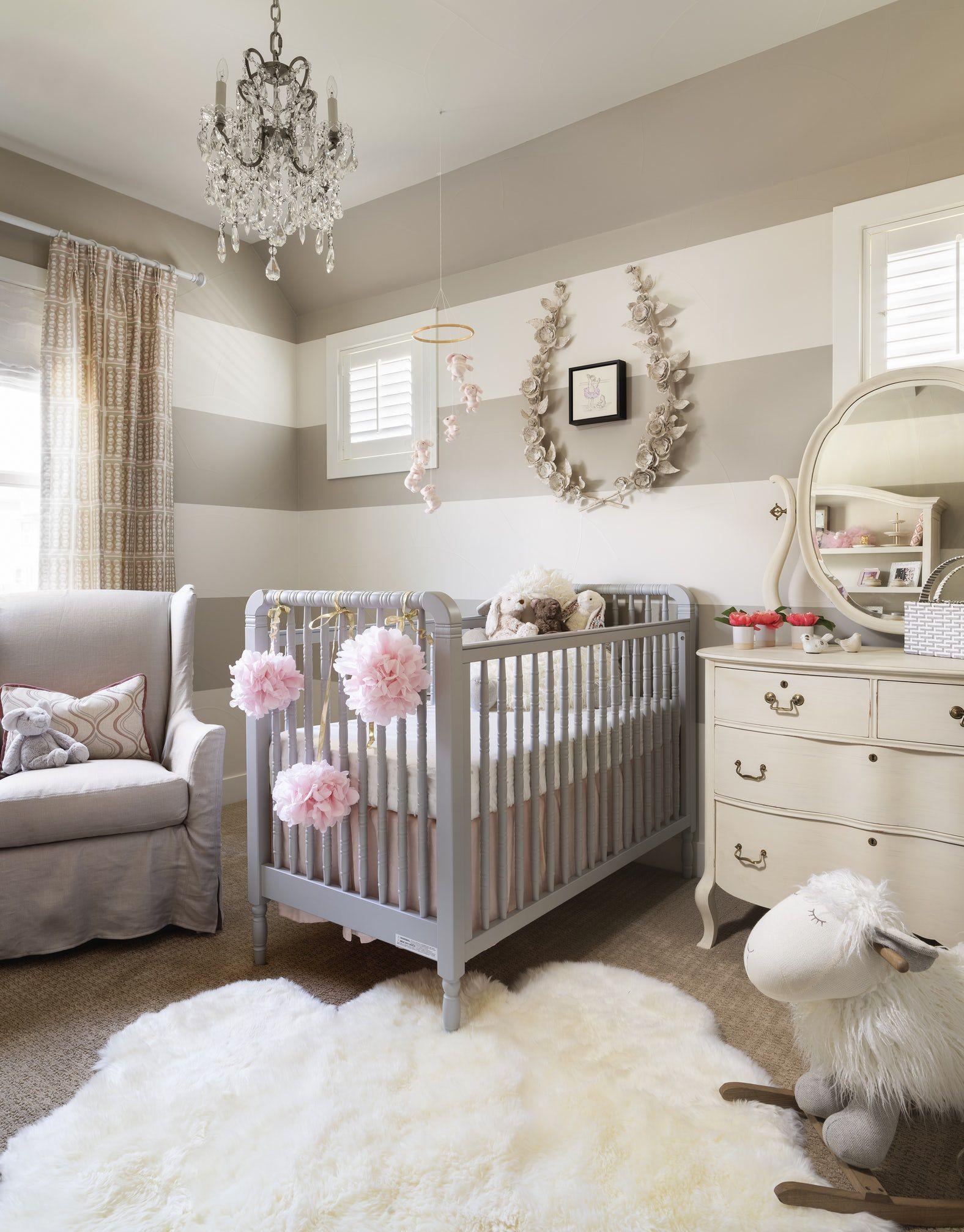 Chic Baby Room Design Ideas