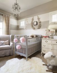 Chic Baby Room Design Ideas - How to Decorate a Nursery