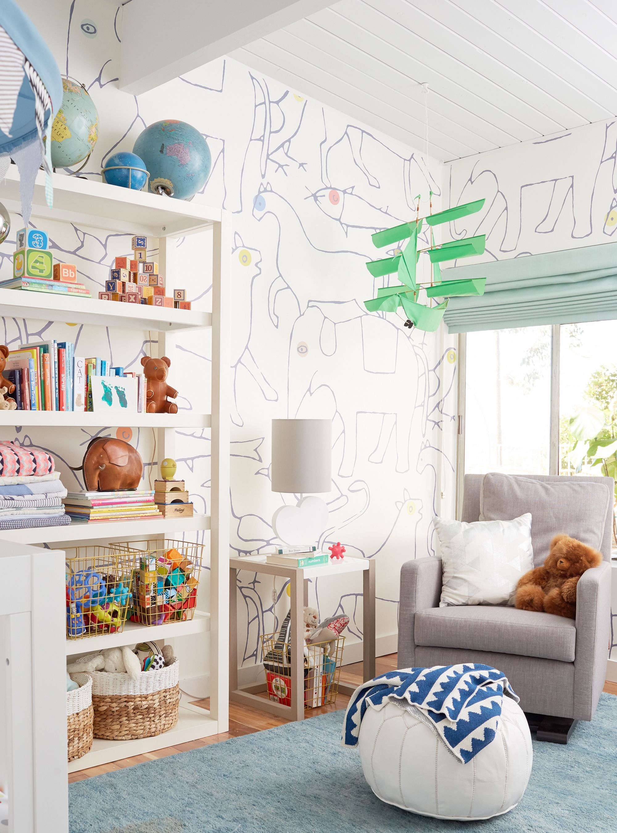 20 Cute Nursery Decorating Ideas Baby Room Designs For Chic Parents