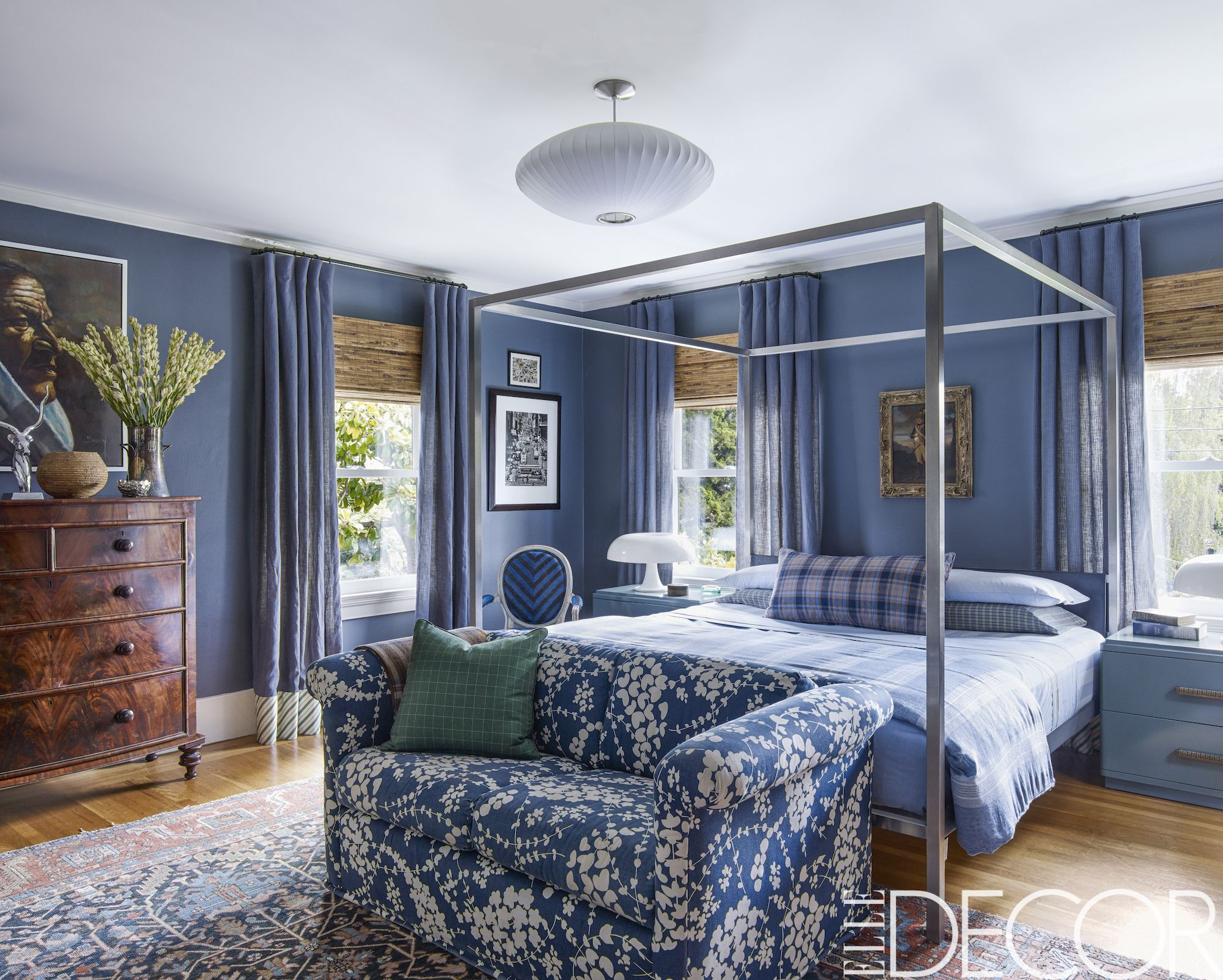 best blue bedrooms blue