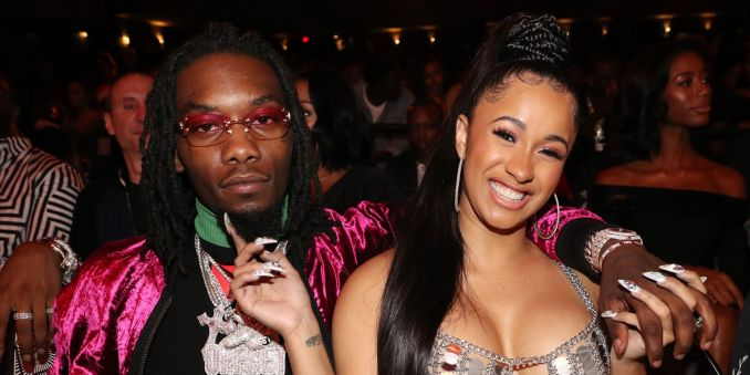 Image result for migos and cardi b