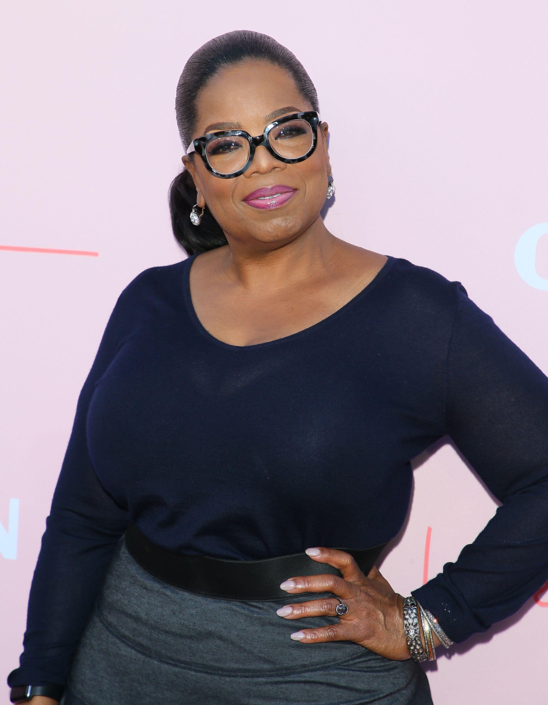 Oprah Weight Loss Surgery : oprah, weight, surgery, Oprah, Winfrey, Reveals, Pre-Diabetic, Before, Losing, Pounds, Weight, Watchers