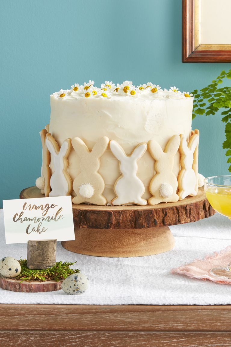 Easter Cakes Recipe