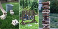 20+ Fun DIY Outdoor Games for Kids - Backyard Party Games ...