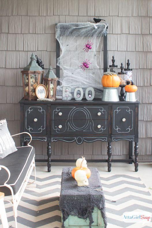 60 Best Outdoor Halloween Decorations Cheap Halloween Yard And Porch Decor Ideas