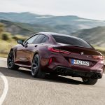 2020 Bmw M8 Gran Coupe Competition Is A Lot Of Car