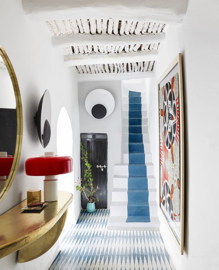 25 pretty painted stair