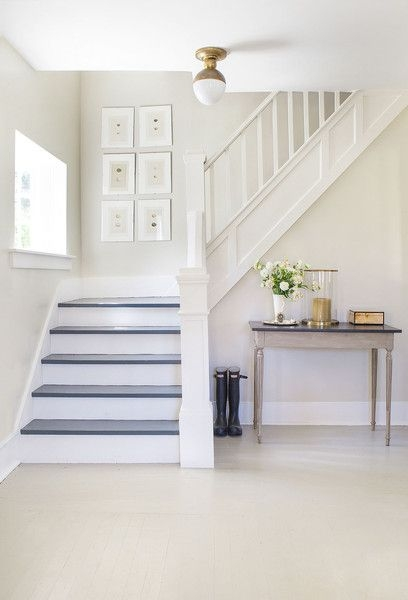 25 Pretty Painted Stair Ideas Creative Ways To Paint A Staircase | Stairs Wall Paint Design | Luxury Staircase Wall | Wallpaper | Wall Colour | Beautiful | Wall Painting