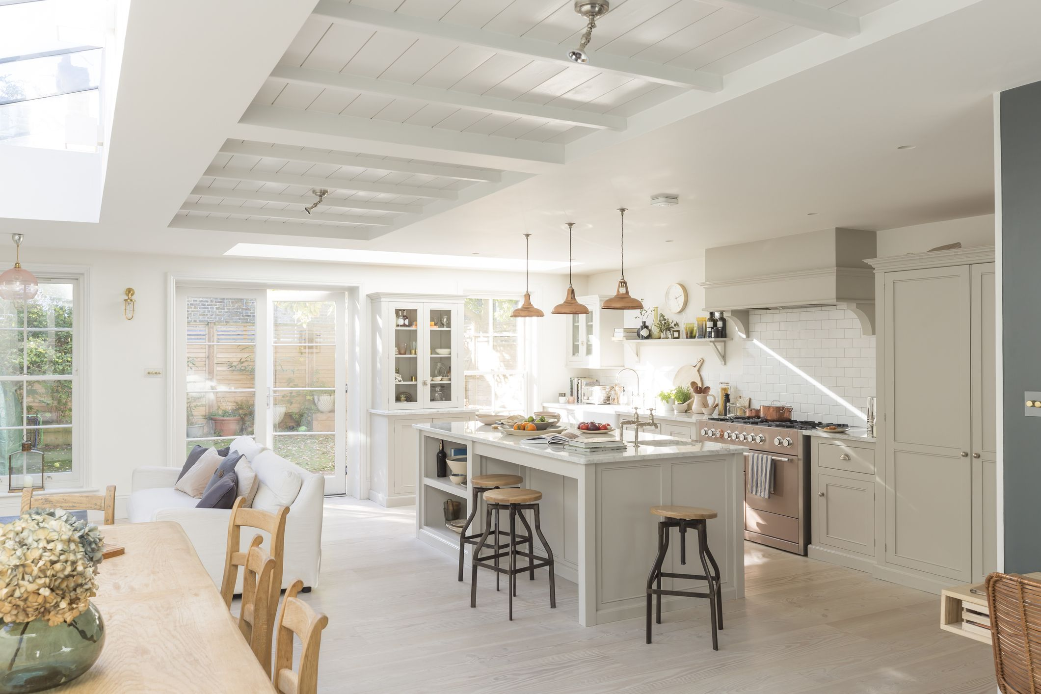 10 Best White Kitchen Cabinet Paint Colors  Painting