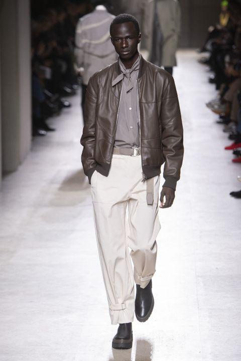 pantaloni uomo - autunno inverno 2020 2021 - hermes