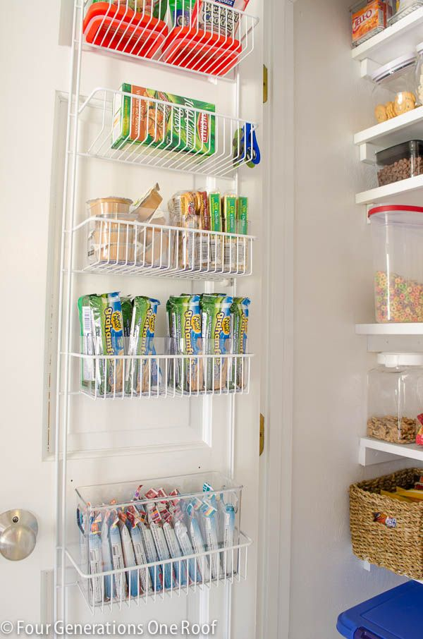 kitchen pantry storage memory foam mat 20 organization ideas how to organize a for the tidiest of your life