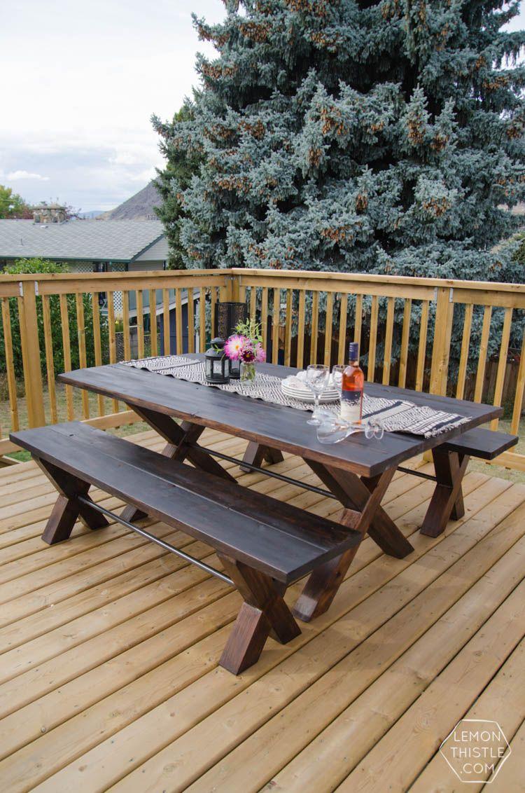 25 diy picnic tables best picnic
