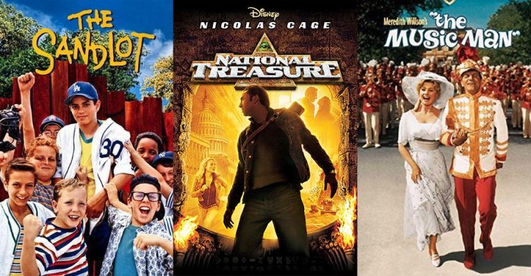 15 Best 4th Of July Movies For Kids Top Patriotic Family