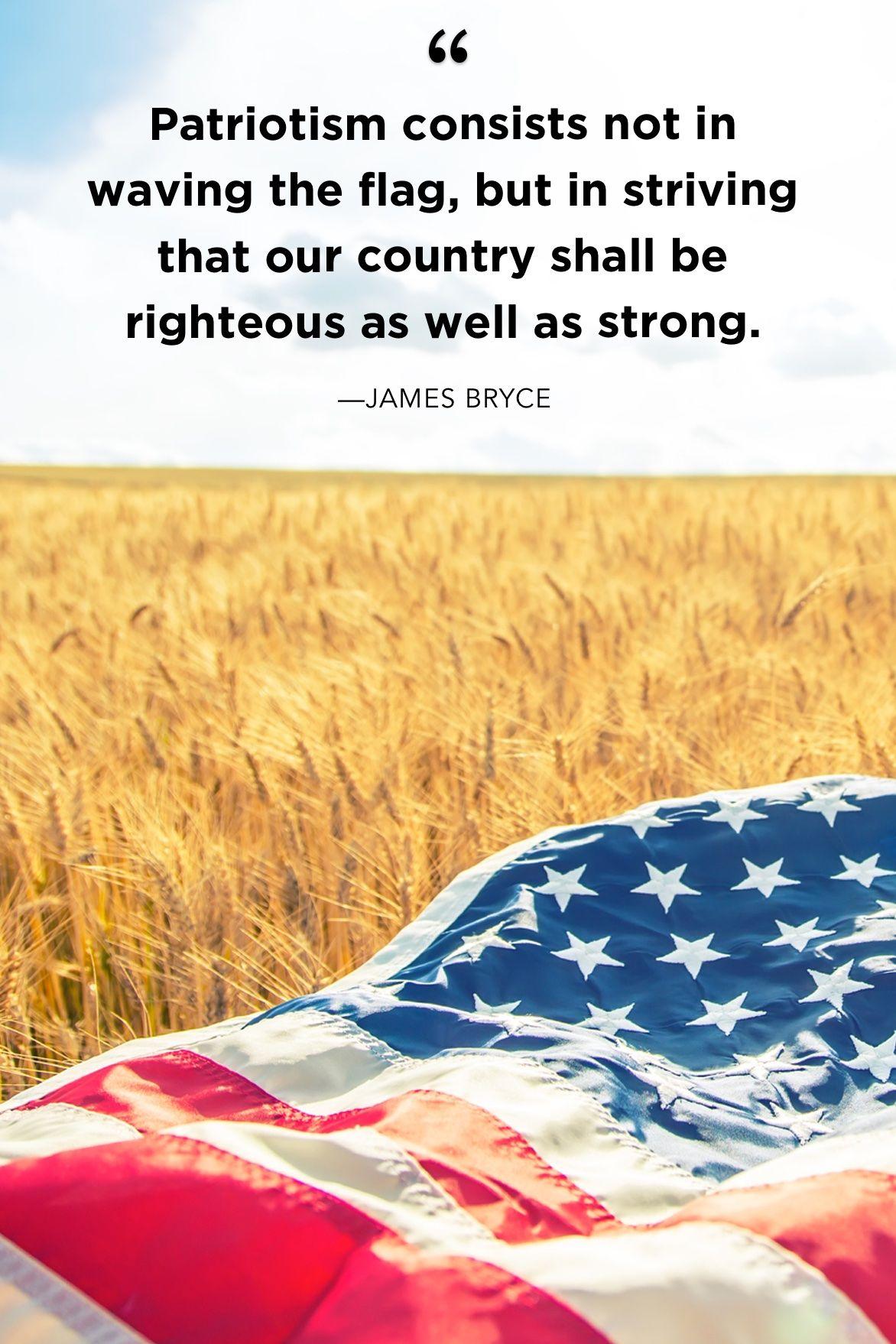 Quotations About Patriotism : quotations, about, patriotism, Patriotic, Quotes, Memorial