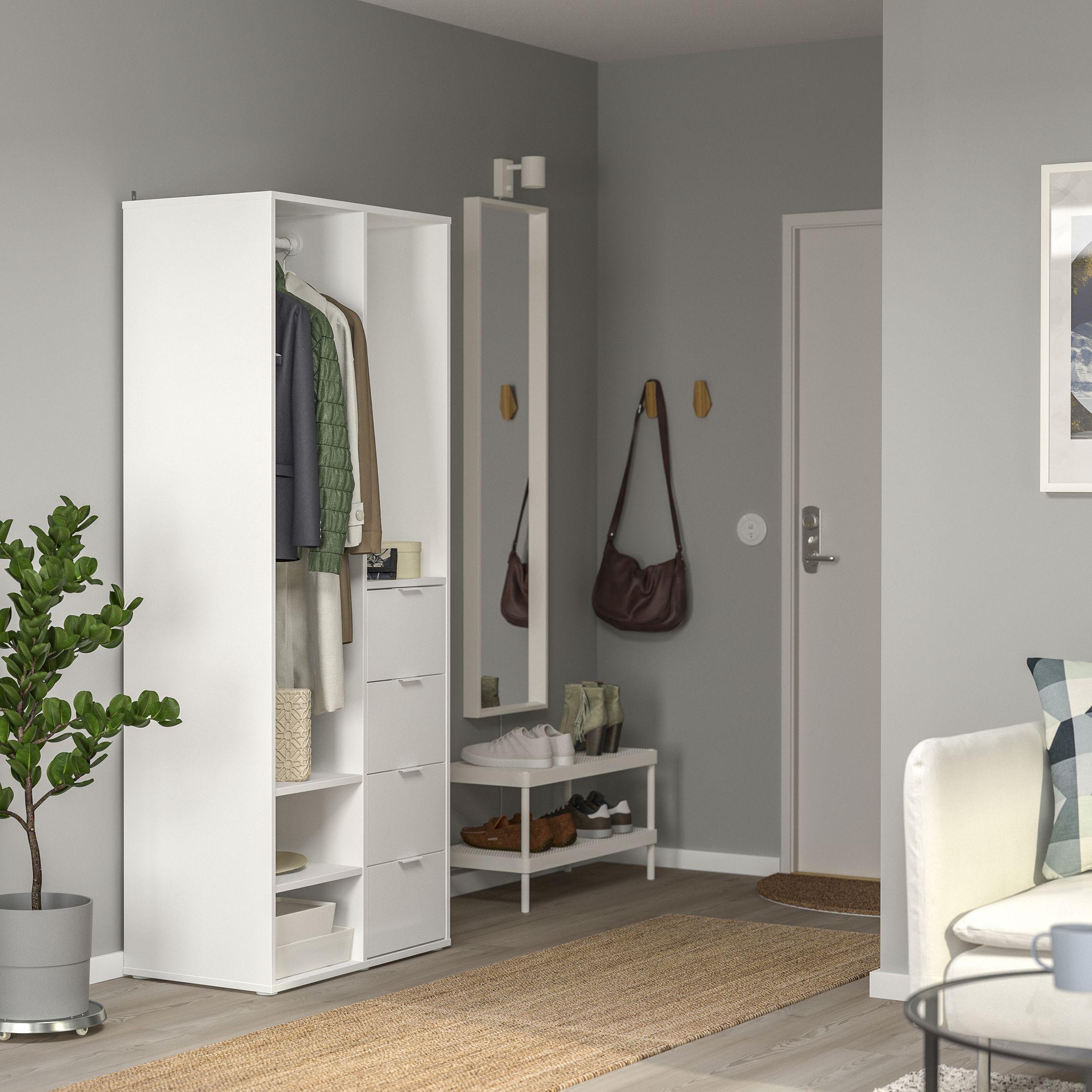 Ecco mobili con specchio, con contenitore. Come Arredare L Ingresso Di Casa